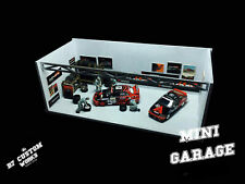Diorama|Garage Diorama|Car Diorama|Custom Garage Diorama|Mini Garage Diorama1:64