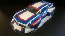 1/8 scale BMW 3.0 CSL Vintage RC Car body clear 295mm MRX4 5 Serpent 977 S0778