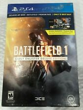 Battlefield 1 Early Enlister Deluxe Edition Playstation 4