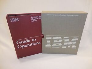 IBM Personal Computer Guide to Operations Ver 2.02  6025000 (no disks)