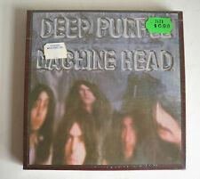 DEEP PURPLE Machine Head REEL TO REEL original tape 1972 MINT STILL SEALED