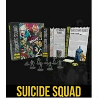 Suicide Squad Bat-Box Batman Miniature Game New & Sealed