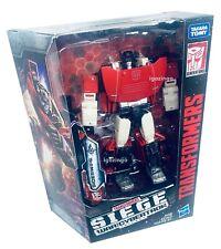 Transformers Generations War for Cybertron Siege Deluxe Class Sideswipe Figure!
