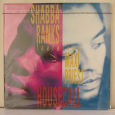 "Shabba Ranks Featuring Maxi Priest ‎– Housecall (Vinyl, 12"", MAXI 33 Tours)"