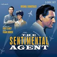 The Sentimental Agent - Original Soundtrack - Ivor Slaney & Frank Horr (NEW 2CD)