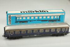 H0 Märklin 4053 Classic Vagones D con Luz Trasera Vídeo Mirar Emb.orig Defectos