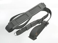 Leica cámara cinturón armazón correa con ojetes, aprox. 115cm largo textil tejido, Universal