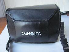 Minolta Hi-Matic AF2 35 mm Film Camera With 38 mm 1: 2.8 Lens Auto Focus Flash