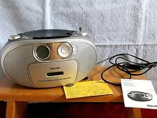 Philips CD Radio Cassetten Recorder CD Soundmachine