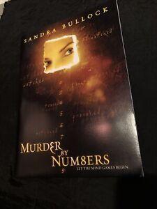 Murder By Numbers - Movie Press Kit w Photo Disc and Press Book - Sandra Bullock