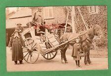 Mellor Marple Bridge Horse & Cart Social History Stockport RP pc unused Ref H368