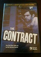 The Contract (DVD) Acorn Media Movie Kevin McNally Bernard Hepton James Faulkner