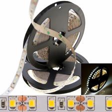 DEMODU® LED Stripe 12V ECO Tageslicht Kaltweiß 600 SMD 2835 5m Streifen Strips