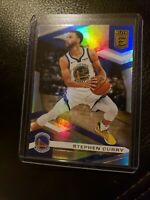 2019/20 Panini Elite Steph Curry #30