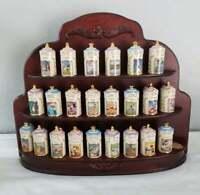 Disney LENOX Spice Jars Set Collection