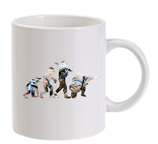Evolution of Airsoft Personalised Funny Mug Soldier Mens Paintballing Gift