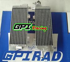 Lh&rh alliage aluminium radiateur KTM 125/200 / 250/300 SX / EXC / MXC 2013 2014 13 14