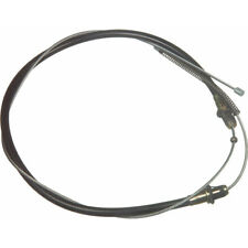 Parking Brake Cable Rear Left Wagner BC102006