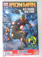 1x Comic - Iron Man/Hulk Nr. 5 - Marvel Now! - Panini - Zustand 1