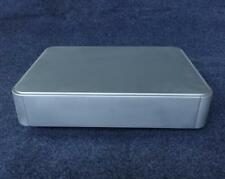 4308 rounded corners Full aluminum DAC chassis  tubpower amplifier enclosure box