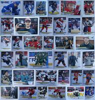 2019-20 Upper Deck Series 1 Canvas Young Guns Complete Your Set U You Pick 1-120