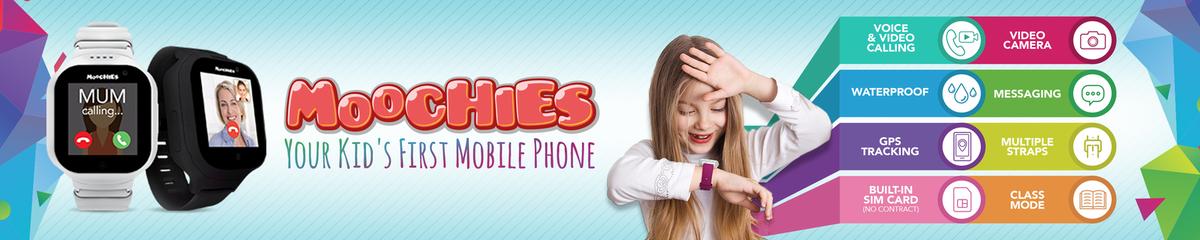 Moochies - Kids Smartwatch Phone
