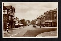 Sketty Cross - near Swansea - real photographic postcard