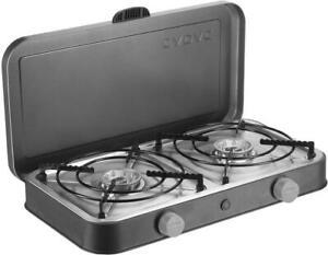 Cadac 2-Cook 2 Pro Stove Gaskocher Camping-Kocher 50mbar 2600 Watt 1115530