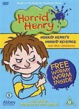 Horrid Henry Horrid Revenge 5012106932517 DVD Region 2