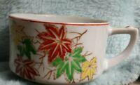 Vintage Porcelain Coffee or Tea Cup Handpainted made in Occupied Japan