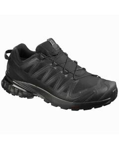 Salomon Xa Pro 3D V8 GTX Gore-tex Trail Running Shoes Man, Black/Black/Black