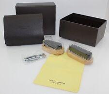 "Dolce & Gabbana ""Intenso"" Shoe polishing set, New, Authentic, Nice gift!"