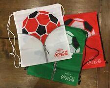 1 Pz - Gym Bag Porta Palla Sacca Zaino Coca Cola Coke Euro France  2016