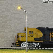 20 x OO / HO scale street light Model Railroad Lamp posts Led path Lamps YD100W