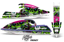 Kawasaki Jet Ski SX750 Kawi SX 750 Decal Wrap Graphics Kit 1992-1998 FRENZY GRN