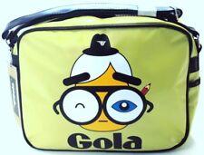 GOLA classic Geek Shoulder School College Retro Unisex Faux Leather Bag