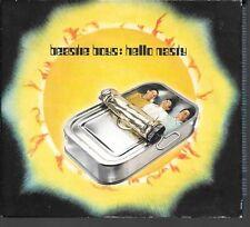 CD ALBUM DIGIPACK 22 TITRES--BEASTIE BOYS--HELLO NASTY--1998
