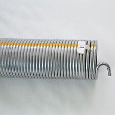 1 Stück Torsionsfeder L700 / L19 für Hörmann Garagentor Garagentorfeder Torfeder