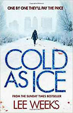 Cold as Ice (Dc Ebony Willis 2), New, Weeks, Lee Book
