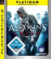 Assassin's Creed -- Platinum (Sony PlayStation 3, 2008) PS3 Spiel Spiele