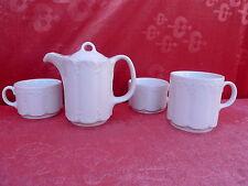 Brocca,tazze da caffè und 2 tazze__Rosenthal__Classic rosa___studio-Line____