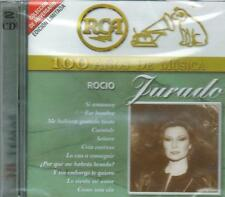 Rocio Jurado CD NEW 100 Anos De Musica ALBUM Con 2 CD's 38 Canciones !