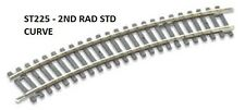 PECO SETRACK -'OO' GAUGE-ST225-NO.2 RADIUS STANDARD CURVE-BRAND NEW-LOW PRICE!!!