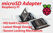 LearCNC - Raspberry Pi SD Adapter For TF Micro SD Card