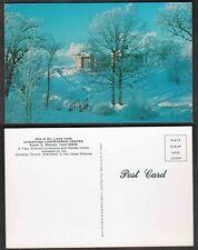 Old Iowa Postcard - Newton - Christian Conference Center