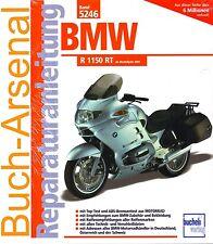 BMW R 1150 RT (Tourer) ab 2001 Band 5246 Reparaturanleitung (Wartung&Reparatur)