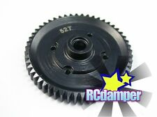 HARD STEEL CENTER MAIN SPUR GEAR 52T FOR AXIAL 1/10 EXO TERRA BUGGY DIFF BOX