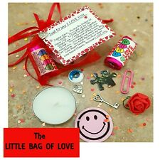 Girlfriend Boyfriend LOVE Survival Kit Valentines Gift Anniversary Present Gifts