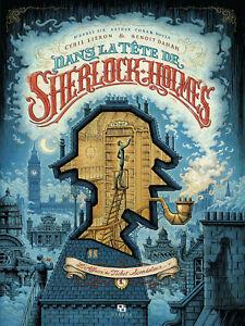 Dans la Tete de Sherlock Holmes : l'Affaire du Ticket Scandaleux — Ankama Éd.