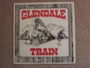 Glendale Train private press folk rock